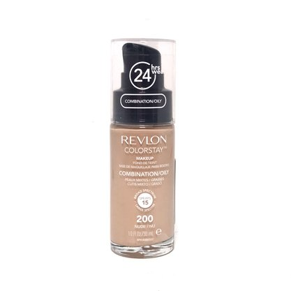 Base Colorstay Revlon 30ml - Cor 200 Nude