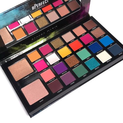 Paleta Carnival Stacey Marie BPerfect Cosmetics 48g