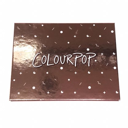 Paleta de Sombras I Think I Love You  Colourpop 13,8g